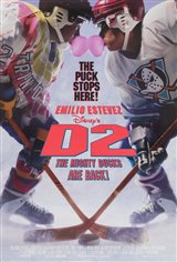 D2: The Mighty Ducks Movie Poster