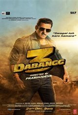 Dabangg 3 (Hindi) Affiche de film