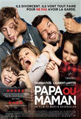 Daddy or Mommy Movie Poster