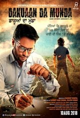 Dakuaan Da Munda Movie Poster