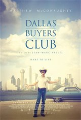 Dallas Buyers Club Movie Poster