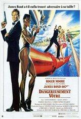 Dangereusement vôtre Affiche de film