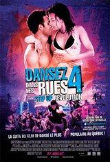 Dansez dans les rues 4 3D Movie Poster