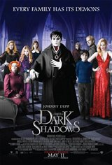 Dark Shadows: The IMAX Experience Movie Poster