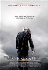 Dark Skies Movie Poster Movie Poster