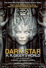 Dark Star: H.R. Giger's World (v.o.all.s.-t.f.) Affiche de film