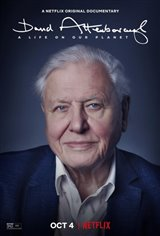 David Attenborough: A Life on Our Planet (Netflix) Large Poster