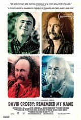 David Crosby: Remember My Name Movie Poster Movie Poster
