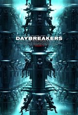 Daybreakers Movie Poster Movie Poster