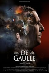 De Gaulle (v.o.f.) Affiche de film