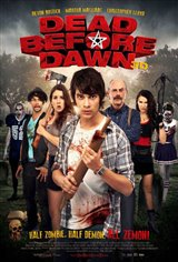 Dead Before Dawn 3D Movie Poster