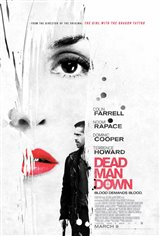 Dead Man Down Movie Poster Movie Poster