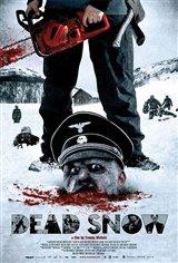 Dead Snow Movie Poster