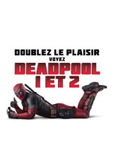 Deadpool - Programme double Movie Poster