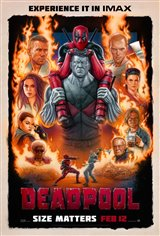 Deadpool: The IMAX Experience Movie Poster