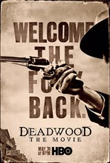 Deadwood: The Movie Movie Poster Movie Poster