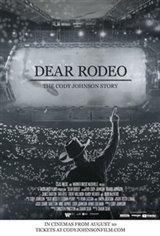 Dear Rodeo: The Cody Johnson Story Movie Poster