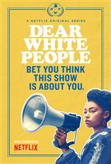 Dear White People (Netflix) Affiche de film