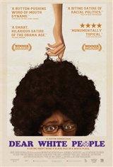 Dear White People (v.o.a.) Affiche de film