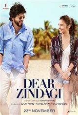 Dear Zindagi Movie Poster