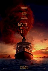 Death on the Nile Movie Poster