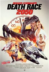 Death Race 2050 Movie Poster