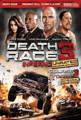 Death Race 3: Inferno Movie Poster