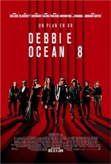 Debbie Ocean 8 Movie Poster
