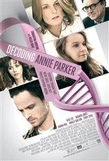 Decoding Annie Parker Movie Poster