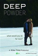 Deep Powder Movie Poster