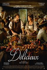 Délicieux (v.o.f.) Movie Poster