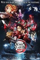 Demon Slayer the Movie: Mugen Train (v.o.s-.t.f.) Movie Poster