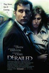 Derailed Movie Poster Movie Poster