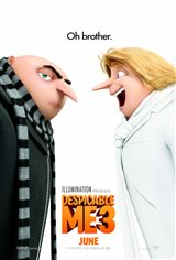 Despicable Me 3 movie trailer