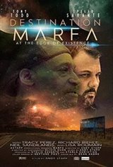 Destination Marfa Affiche de film