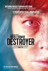 Destroyer Affiche de film