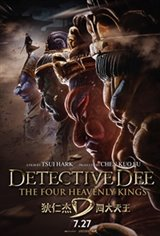 Detective Dee: The Four Heavenly Kings Affiche de film