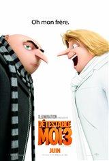 Détestable moi 3D Movie Poster
