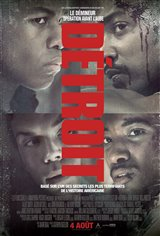 Détroit Movie Poster