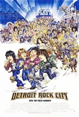 Detroit Rock City Movie Poster