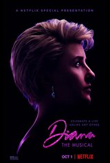 Diana: The Musical (Netflix) Movie Poster