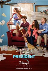 Diary of a Future President (Disney+) Affiche de film