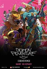 DIGIMON ADVENTURE tri.: Coexistence Large Poster