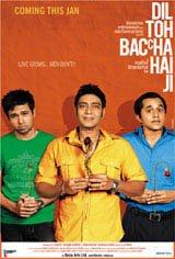 Dil Toh Baccha Hai Ji Movie Poster