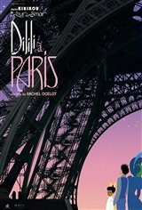 Dilili in Paris Movie Poster