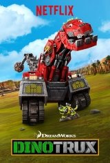 Dinotrux: Season 3 (Netflix) Movie Poster