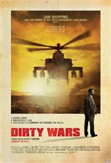 Dirty Wars Movie Poster Movie Poster