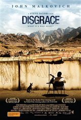 Disgrace Movie Poster