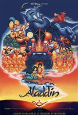 Disney's Aladdin: Signature Collection Movie Poster