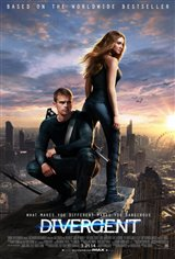 Divergent: The IMAX Experience Movie Poster